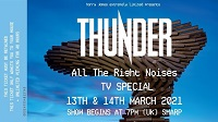 News CONCERTS THUNDER: EVENT LIVESTREAM ON MARCH 13 & 14
