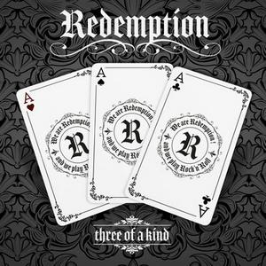 Album REDEMPTION (FR) Three Of A Kind (2021)