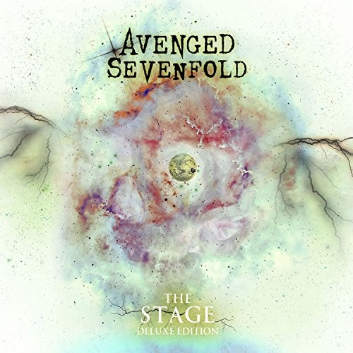 Album AVENGED SEVENFOLD The Stage (deluxe Edition) (2017)