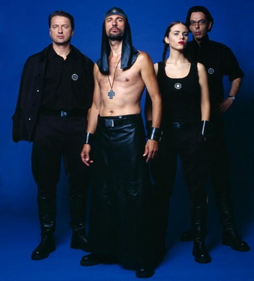 Photo/picture of the band/Artist LAIBACH